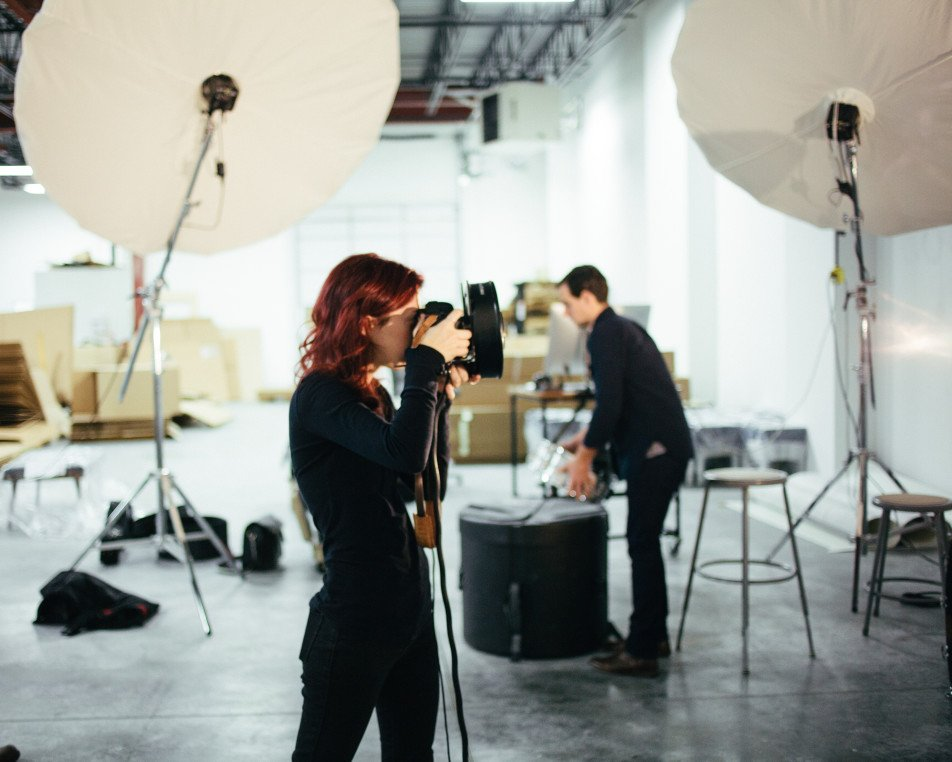 The Basics of How to Set Up 3 Point Lighting